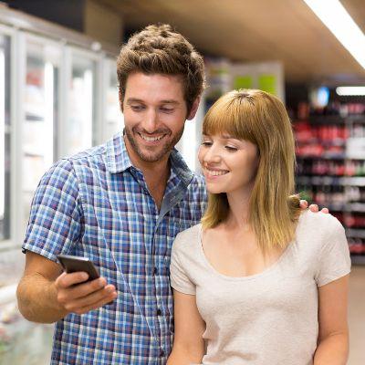 Digitaler Essenscheck gibt per Scan Infos über Lebensmittel.