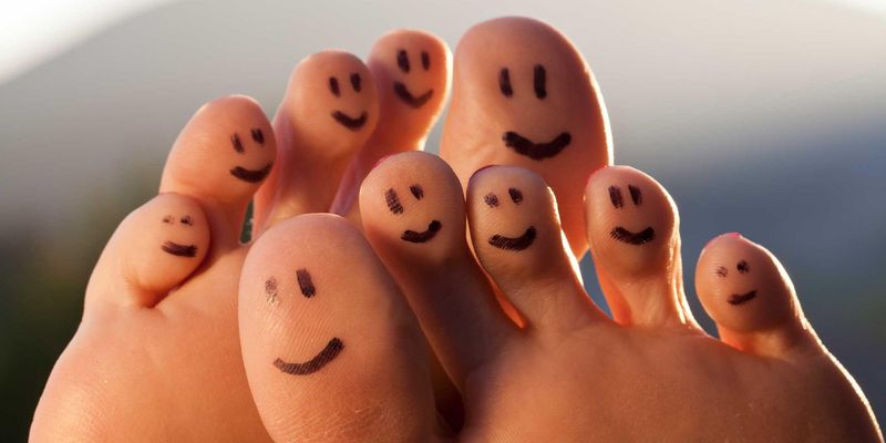 Gesunde Füße bilden die Grundlage für einen gesunden Bewegungsapparat.