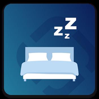 """Schlafphasen-Wecker, Schlaftracking, Traumtagebuch und Mondphasenkalender bietet die App """"Sleep Better""""."""
