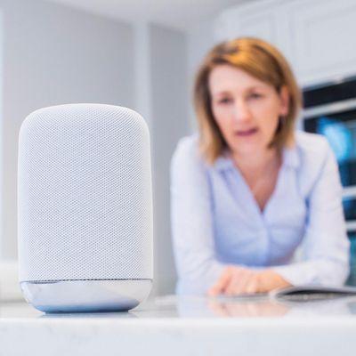 Die tiefere Vernetzung mit Sprachassistenten gewinnt im Smart Home an Bedeutung.