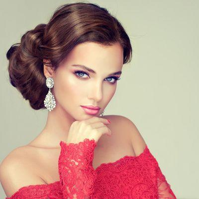 Festliche Frisuren: Hochstecken liegt im Trend