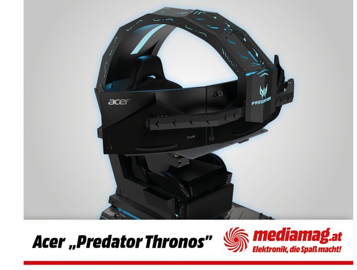 Predator Thronos