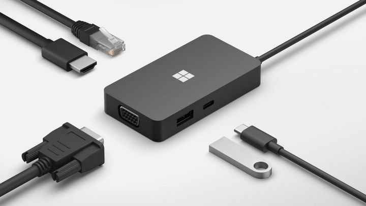 "Das ""USB-C Travel Hub"""