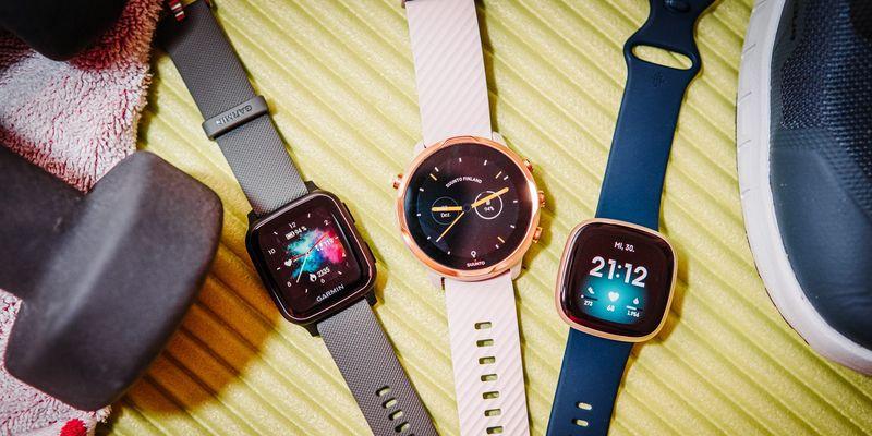 3 GPS-Smartwatches im Vergleich: Fitbit, Suunto und Garmin