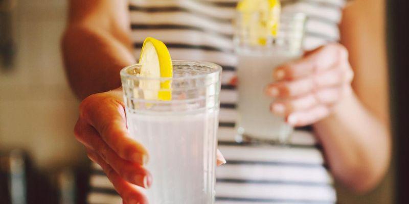 Trend: hausgemachtes Soda vom eigenen Wassersprudler.