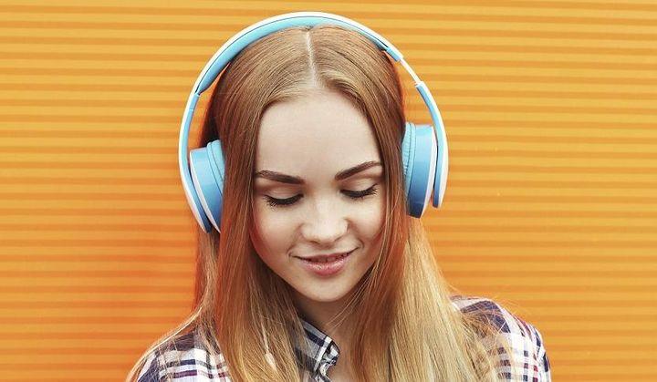 Bügel-Kopfhörer