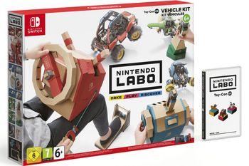 """Nintendo """"Labo"""" verspricht Bastelspaß mit der Konsole."""