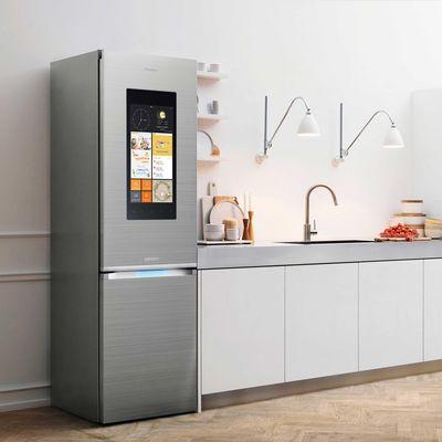 """Das """"Smart Hub"""" integriert sich fließend in die Küche"""