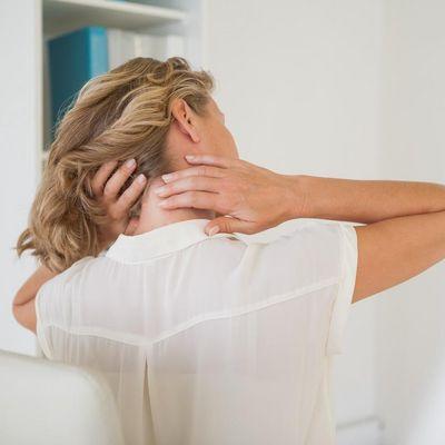 Wirksame Hilfe gegen Schmerzen durch Halswirbelsäulensyndrom.