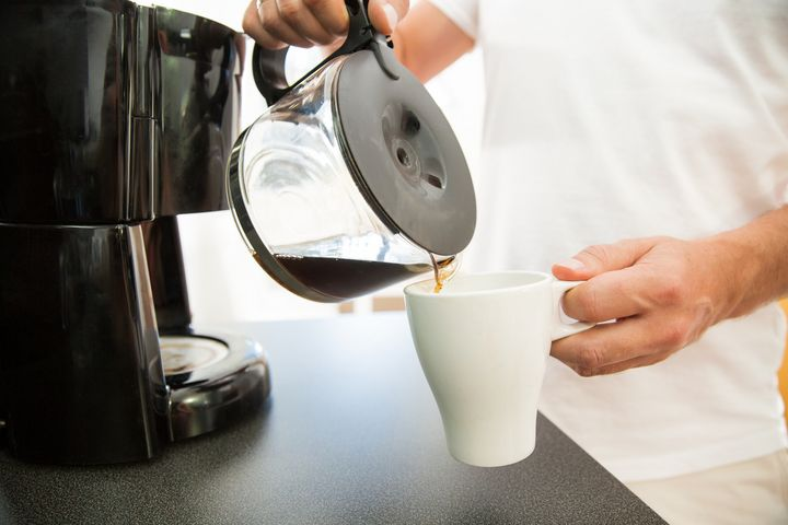 Filterkaffee rasch trinken