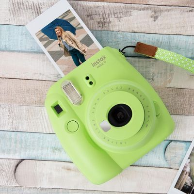 Fujifilm instax mini 9: Sofortbildkamera 2.0.