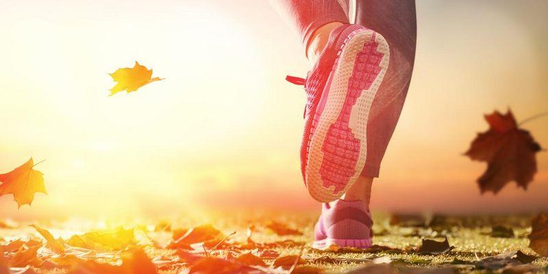 5 nützliche Tipps fürs Laufen im Herbst.