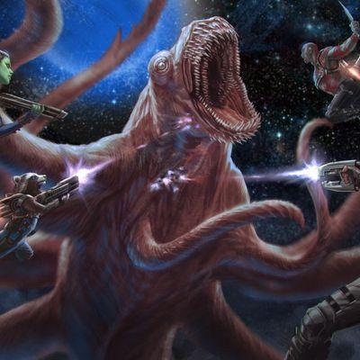 Das Schicksal des Universums liegt einmal mehr in den Händen von Peter Quill und seinem Team.