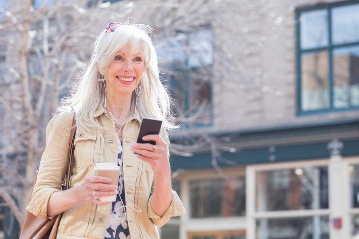 Handys verleihen neue Flexibilität.
