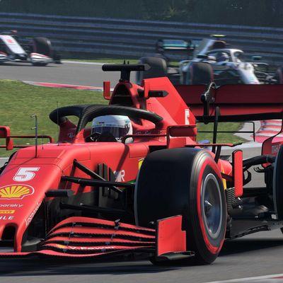 "Racing-Spaß mit ""F1 2020""."