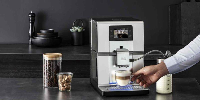 KRUPS Kaffeevollautomat Intuition Preference+