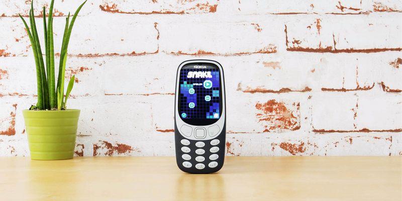 Nokia 3310: Comeback des Klassikers.