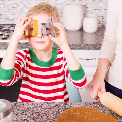 Lebkuchenfiguren machen