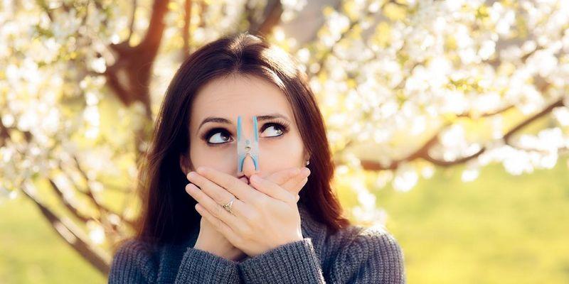 Pollenallergiker haben mit laufender Nase, geröteten Augen und Juckreiz in den Atemwegen zu kämpfen.