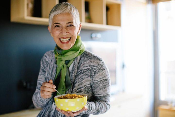 Gesundes Essen für Best Ager.