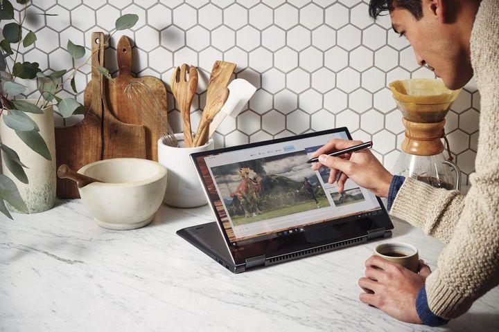 """Eines der spannendsten Features ist zweifellos """"Windows Inking""""."""