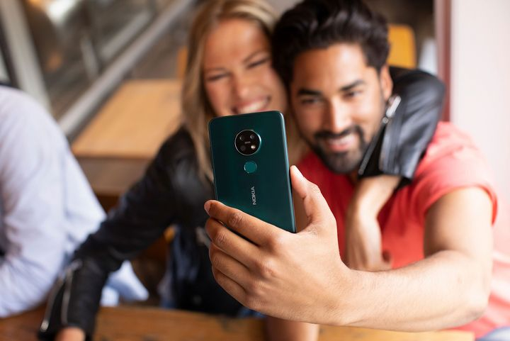 "Das ""Nokia 7.2"""