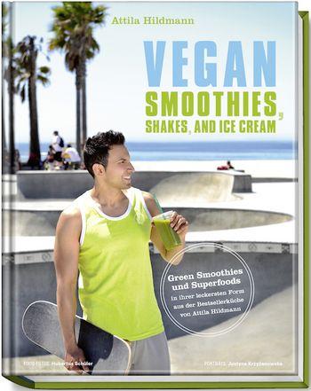 Vegan Smoothies, Shakes and Ice Cream