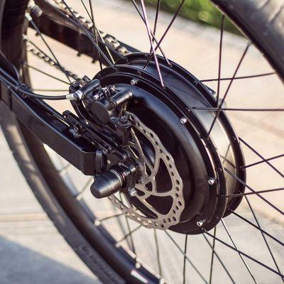 Die wichtigsten Antriebsarten beim E-Bike.