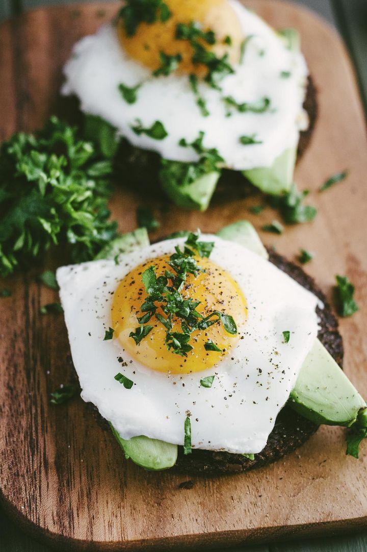 Gesundes Frühstücksrezept