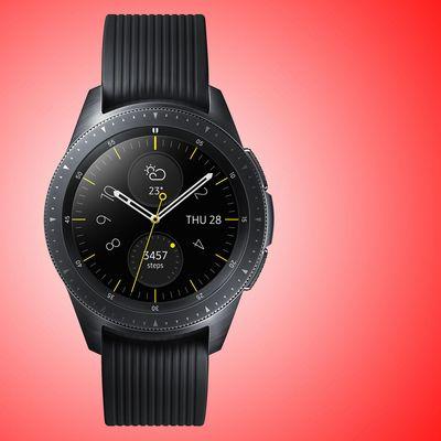 """Die neue """"Galaxy Watch"""" wurde präsentiert."""