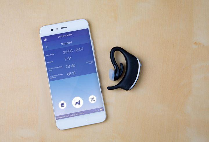 Beurer SleepQuiet App.