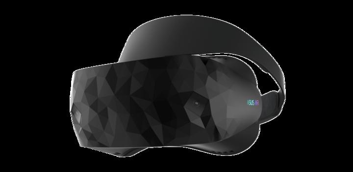 Die Mixed-Reality-Brille von Asus.