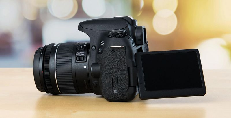 Canon EOS 77D: Volle Leistung.