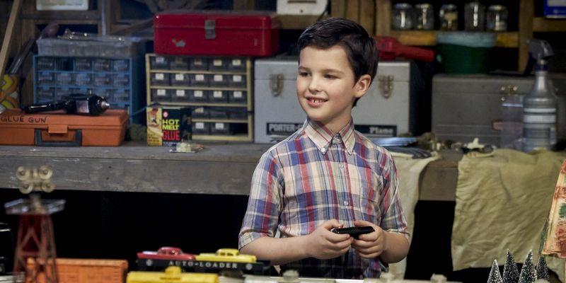 """""""Young Sheldon"""" handelt von den Jugendjahren des Mathematik-Nerds."""