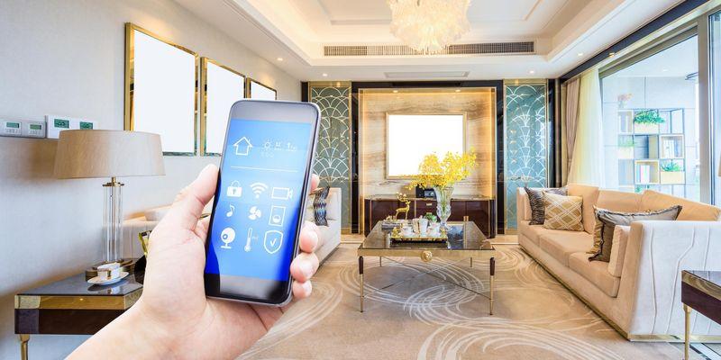 Es gibt mehrere Arten, Geräte des Smart Home miteinander zu verbinden.