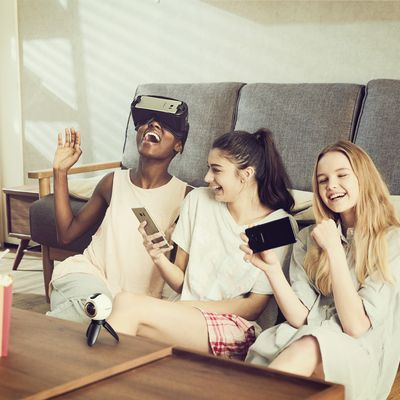 Noch mehr virtuelles Vergnügen verspricht die neue App von Samsung.