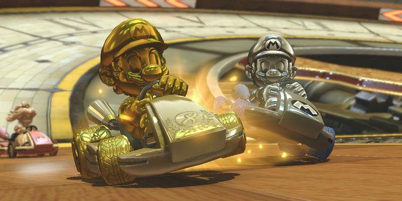 """""""Mario Kart 8 Deluxe"""" war ein voller Erfolg für Nintendo!"""