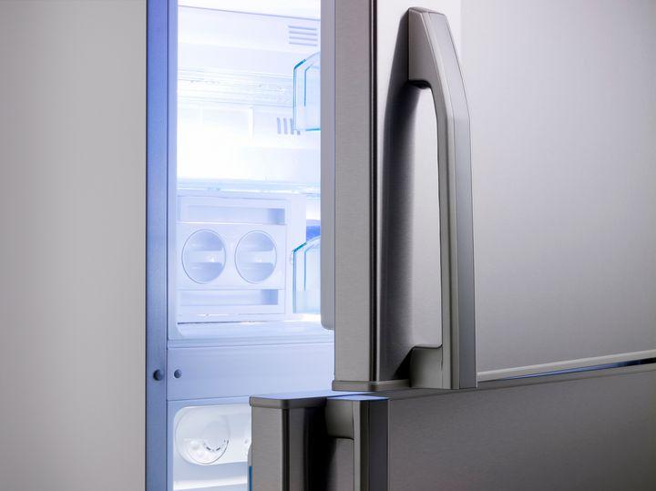 Die Temperatur des Kühlschranks soll bei ca. 4 Grad liegen.