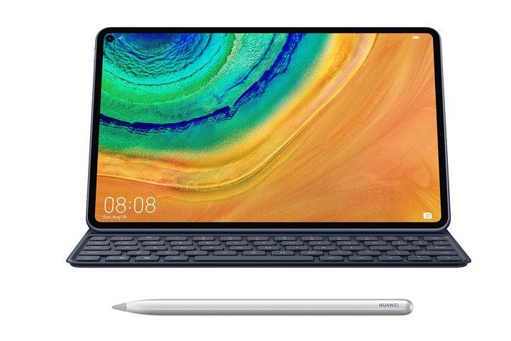 Das Huawei MatePad Pro.