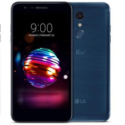 MWC 2018: LG zeigt neue Mittelklasse-Smartphones K8 und K10.