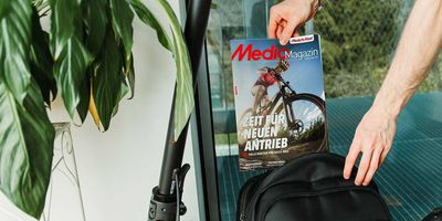 Das MediaMagazin für April/Mai 2021