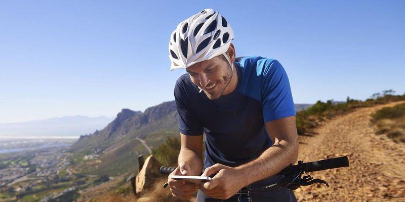 Geo-Apps für die Tour mit dem Mountainbike