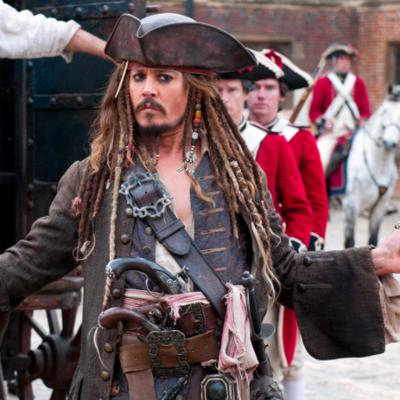 Captain Jack Sparrow kommt zurück