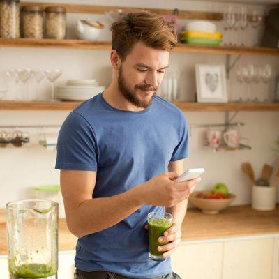 Schnell und einfach kochen mit dem Smartphone-Apps.