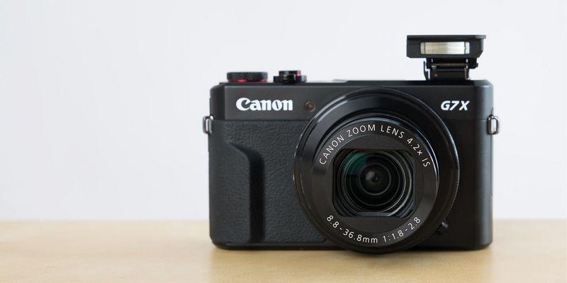 """Kreativ und vielseitig fotografiert und filmt, wer sich für die Canon PowerShot """"G7 X Mark II"""" entscheidet."""