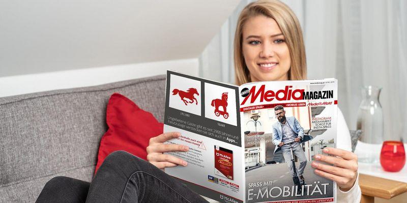 Das Mediamagazin im April 2019 ist erschienen.