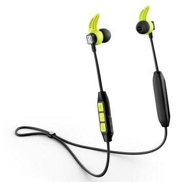 Sennheiser CX Sport: schweiß- und Spritzwasserresistenter In-Ear-Bluetooth-Kopfhörer.