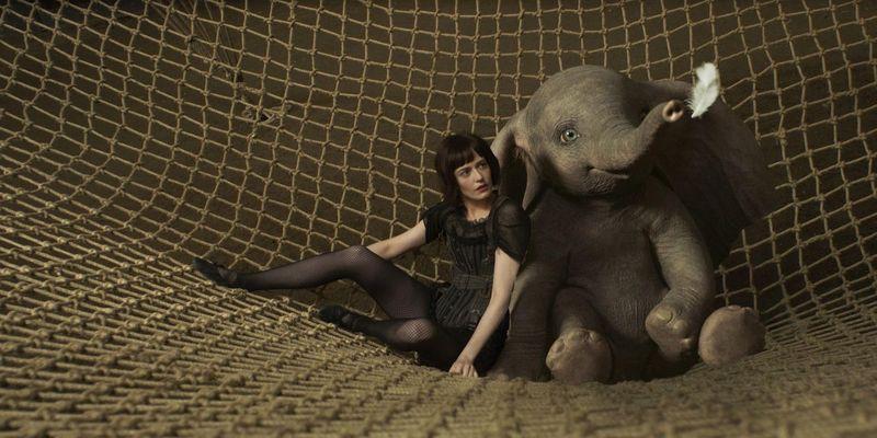 """Der kleine Elefant """"Dumbo"""" fliegt jetzt ins Heimkino."""