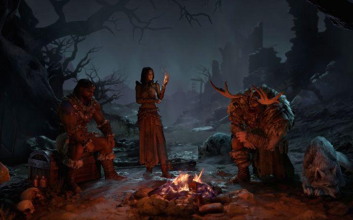 """Drei der fünf Klassen in """"Diablo IV"""" wurden enthüllt."""