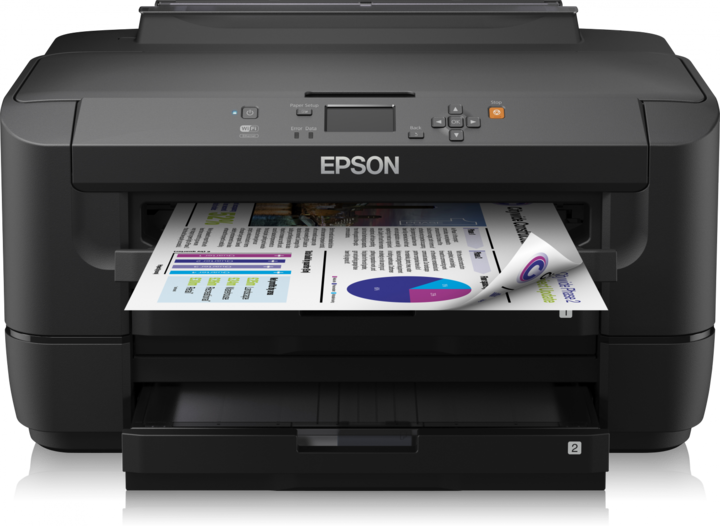 EPSON Drucker Workforce WF-7110DTW A3 INK